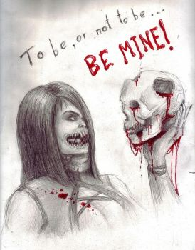 Mileena to be o not to be by Levon-Harutunyan