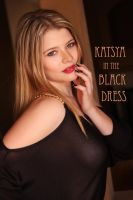 Katsya in the Black Dress Full Set* by RaymondPrax