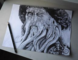 Davy Jones by HGAlba