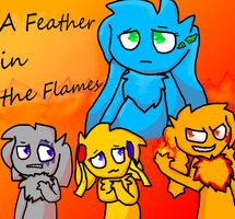 A Feather in the Flames {contest entry} by Kassy1011