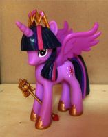 Adult Princess Twilight Sparkle by atelok