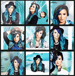 Demi Lovato Icon Set by omgolivia123