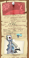 Arc and Chester Ref. by bad-egg-pun