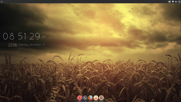 Screenshot Linux Mint 18.1 x64 by aandmsantos0910