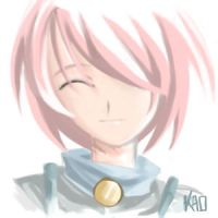 Pink Smile by Ge-B
