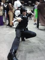 Megacon 2014: Death the kid cosplay by Oblivion-Evil