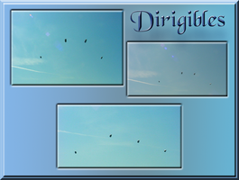 Dirigibles by WDWParksGal