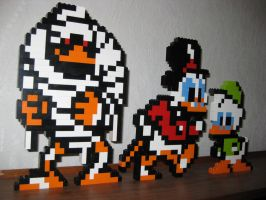 Lego - Ducktales by Turoel