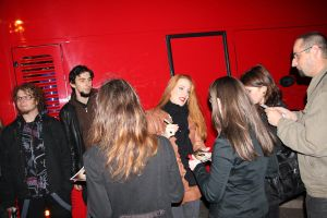 Simone signing my DYU :D by Camille-2406