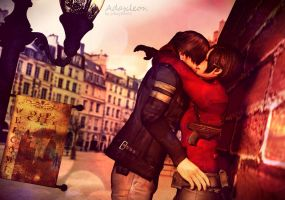 Ada x Leon: Welcome Our City by Yokoylebirisi