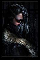 Bane Cosplay (Evil Eye) by Reign-Cosplay