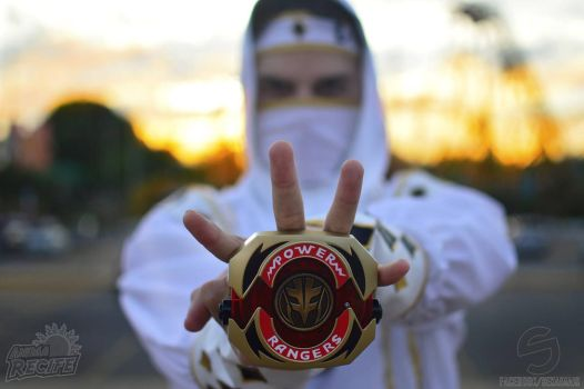 Tommy Oliver - It's Morphin' Time! by uiberon