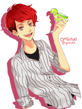 OMGchad by Nevicity