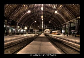 Train Station 2 by gingerim