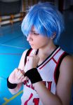 KnB- Figter by Para0Doll