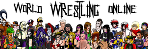 WWO roster actualizado by DaGreatVincE