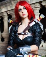 Katarina League of Legends by JubyHeadshot
