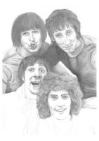 The Who WIP 17 by Carl-Seager
