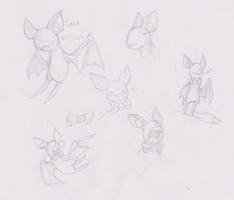 Platinum Nuzlocke sketch- Cecil by Anxious-Chimera