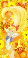 Sailor Venus, version B by NitroFieja
