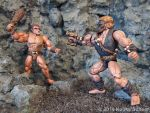 Figthing 3d printed Cavemen A by hauke3000