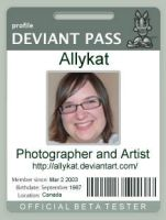Deviant Pass by allykat