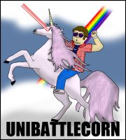 Unibattlecorn by Beasty24
