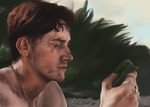 E. Sledge - HBO The Pacific by alikeart
