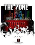 The Zone:: Book Cover by Grimsbloodmoon