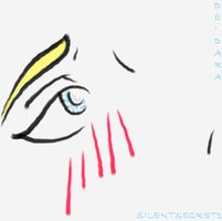 Deidara Icon...? Blush by SilentSecret1