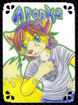 Apopka Badge Sample by ImaginaryFox