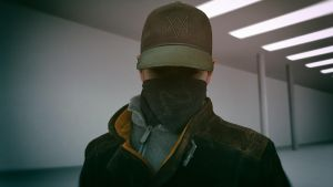 Aiden Pearce - The Hacker by Binary-Map