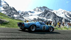 GT40 Race Car 1969 GT5 by whendt