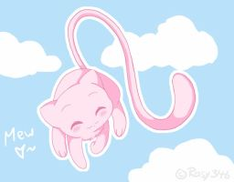 Mew by Aesphire