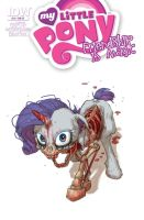 Zombie Rarity (faux cover) by Siansaar