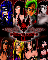 Wrestlezone III poster by DaGreatVincE
