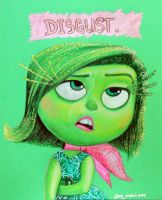 Disgust by jardc87