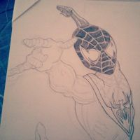 Spidey - WIP by Vins22
