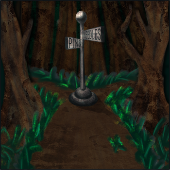 fork in the path by Jadon-0