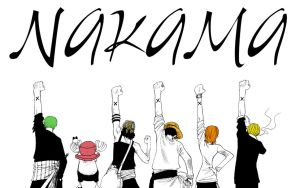 One Piece Nakama Wallpaper by Pachyderm11