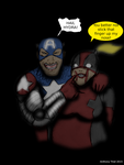 The Return of Lady Deadpool act 2 by Deadfish-Comics