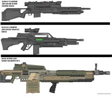Military Weapon variants JPG 6 by Marksman104