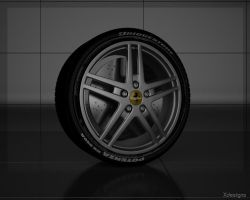 Ferrar Wheel by XdesignsIllusion