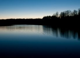 blue hour by maslenkina