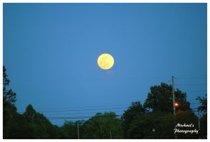 My Super Moon Shot by TheMan268