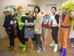 Katsucon 15 - DBZ Group by LinksIronBapes
