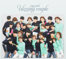 PNGs Pack Ulzzang Couple (ver.1) by Heoconkutecu