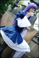 Lady Frederica Bernkastel II by black---butterfly