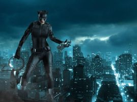 Catwoman Rises by Gato-Chico