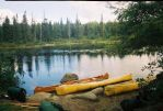 End of a Portage by bruceyboy